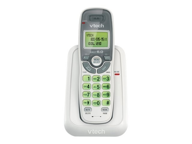 Vtech Cordless Phone w  Caller ID Call Waiting, CS6114, 12555935, Telephones - Consumer