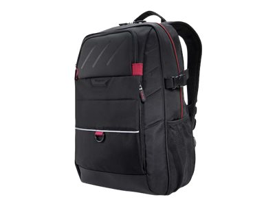 Targus 15.6 Laptop Gamer Backpack, Black, ONB523US, 31663878, Carrying Cases - Other