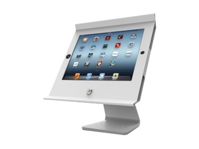 Compulocks Slide Pro POS Kiosk, White, for iPad Mini
