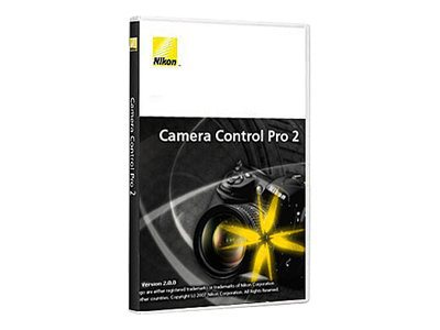Nikon Camera Control Pro (v. 2) Complete Package