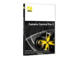 Nikon Camera Control Pro (v. 2) Complete Package, 25366, 8327374, Software - Video Editing