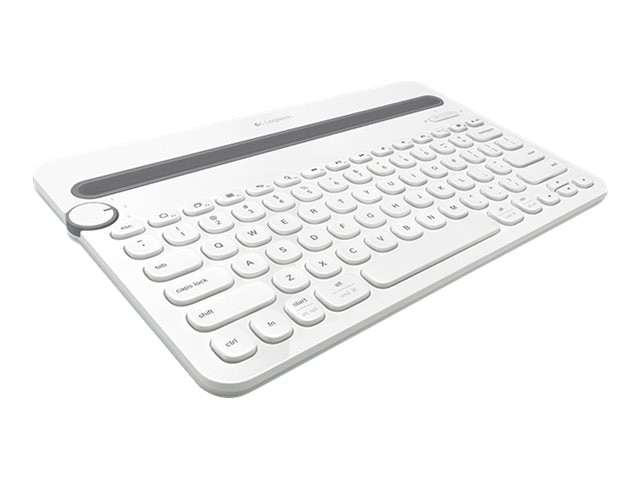 Logitech Bluetooth Multi-Device Keyboard K480, White, 920-006343