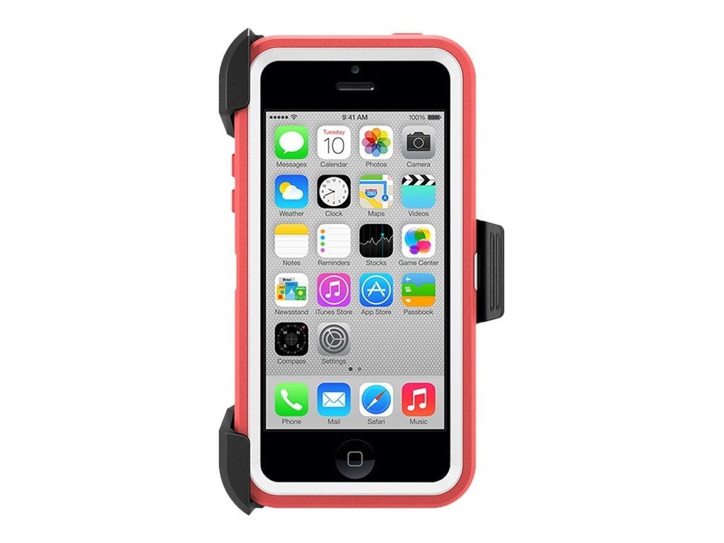 OtterBox Defender Series for iPhone 5C, Cotton Candy