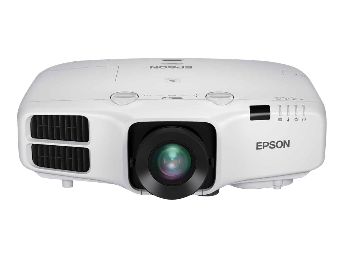 Epson PowerLite 4750W WXGA 3LCD Projector, 4200 lumens, White, V11H544020, 15972435, Projectors