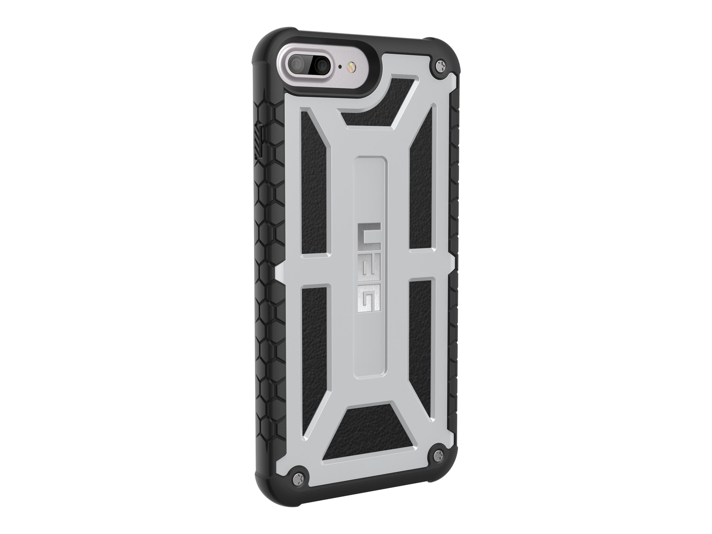 Urban Armor Monarch Platinum for iPhone 7 6s Plus, IPH7/6SPLS-M-PL