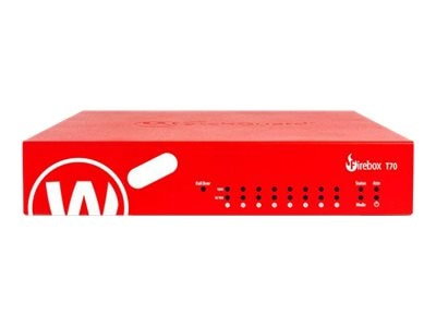 Watchguard FIREBOX T70 AND 1YR STD SUP US, WGT70001-US