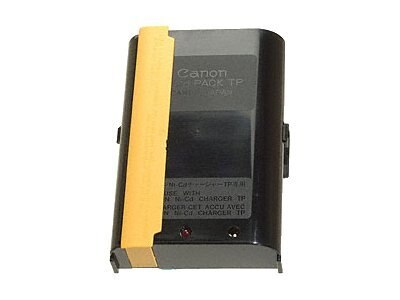 Canon Rechargeable Battery for Transistor Pack E, 2403A007, 15550136, Batteries - Camera