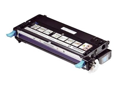 Dell Cyan High Yield Toner Cartridge for 3130cn, 3130cnd Printer, 330-1199, 12695794, Toner and Imaging Components