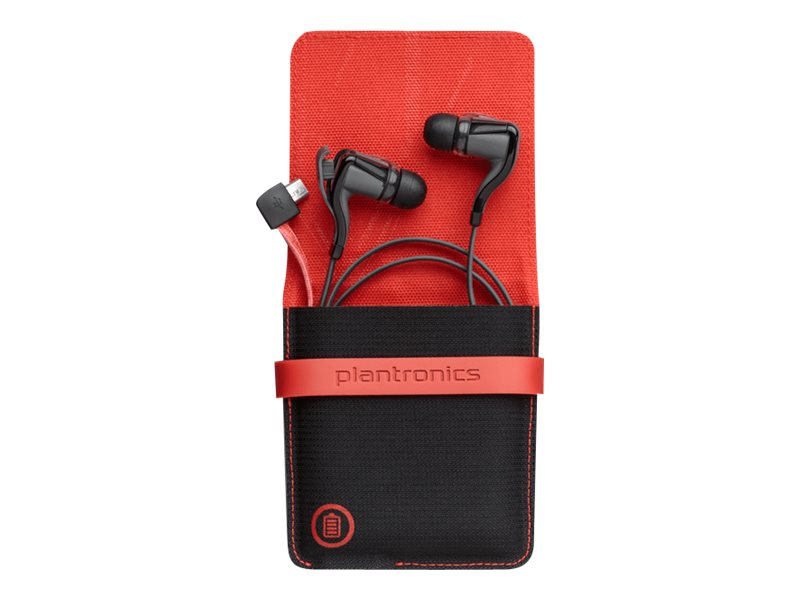 Plantronics BackBeat GO 2, Black, 88600-01