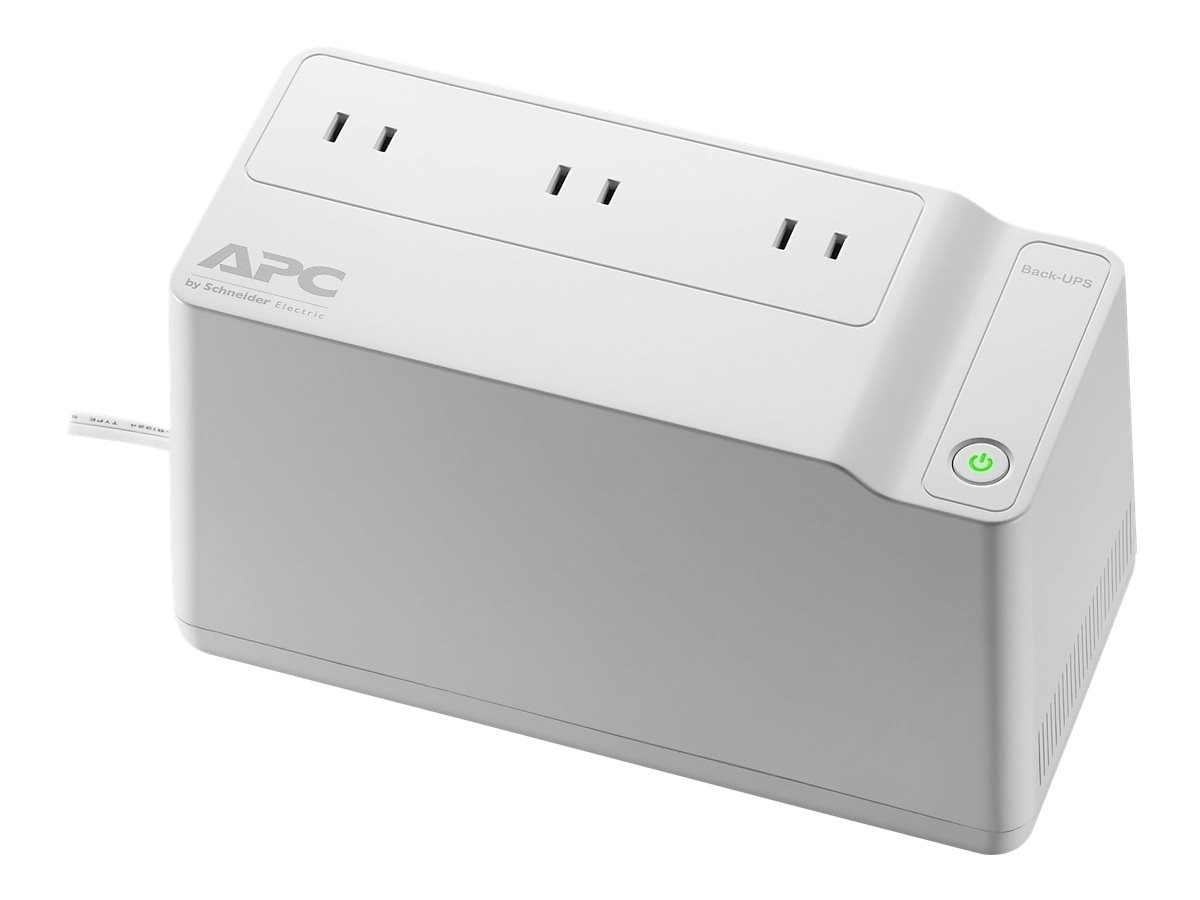 APC Back-UPS Connect 70, 125VA 57W, 120V, Network Backup