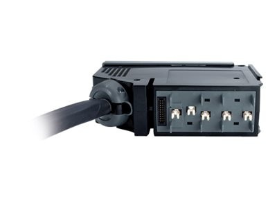 APC IT Power Distribution Module (3) 1-Pole 3-Wire 32A (3) IEC309 480cm, 540cm, 600cm, PDM1332IEC-3P-2