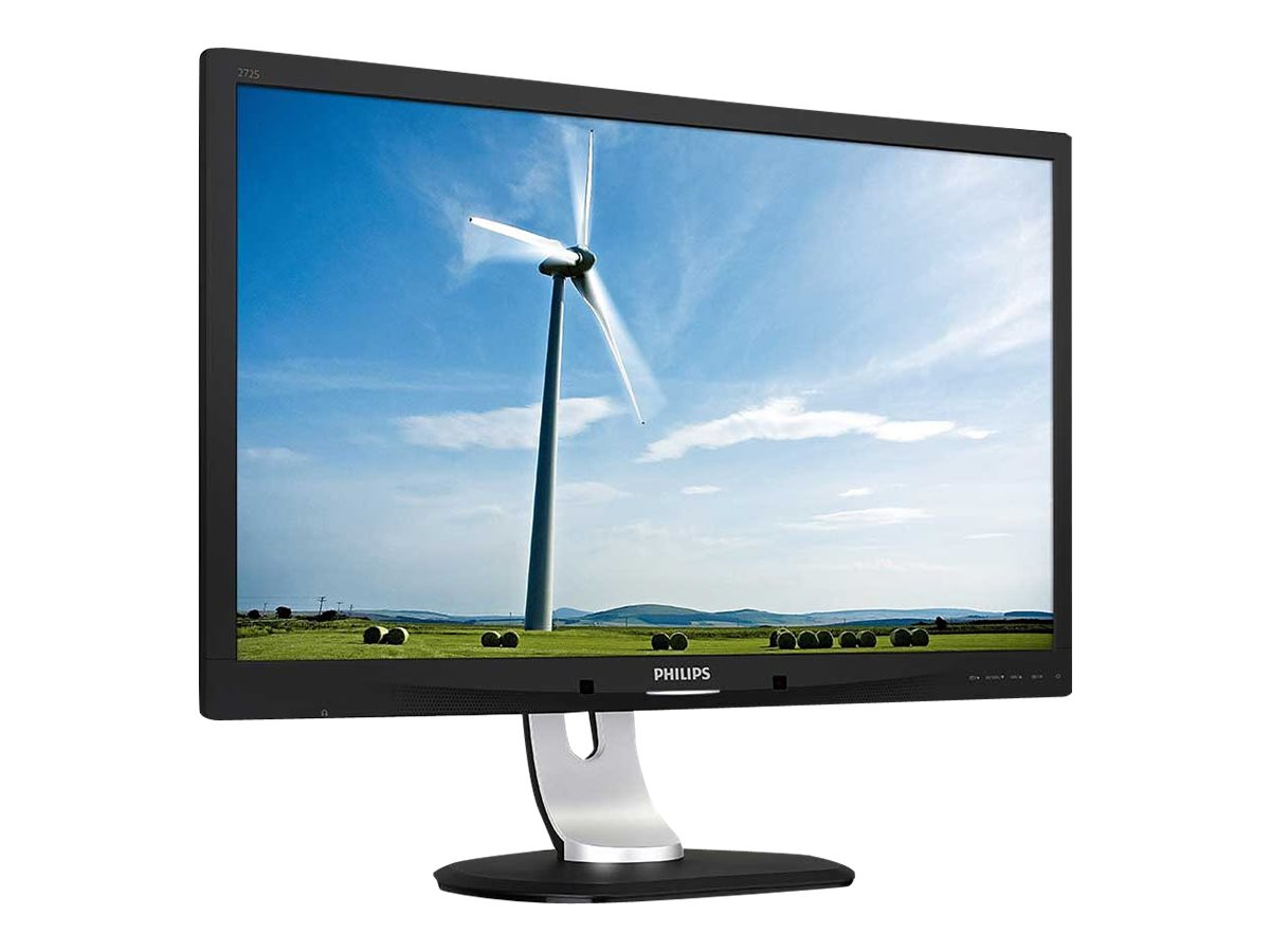 AOC 27 2S4LPJCB Quad HD LED-LCD Display, Black, 272S4LPJCB