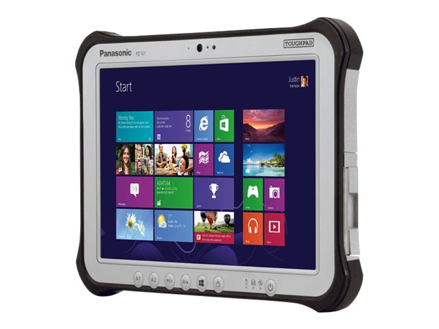 Panasonic Toughpad FZ-G1 Core i5-5300U 2.3GHz 10.1 MT, FZ-G1J5260KM
