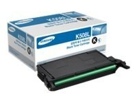 Samsung Black Toner Cartridge for CLP-620ND, CLP-670ND & CLP-670N Printers