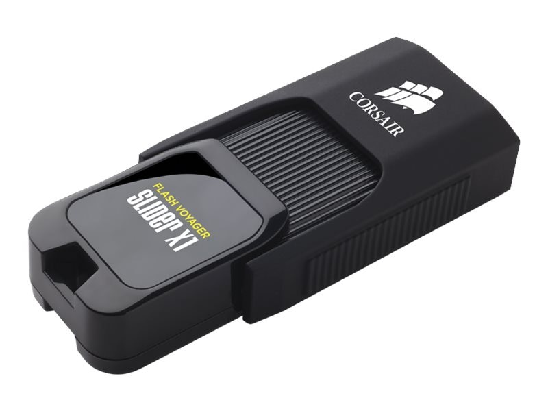 Corsair 64GB Flash Voyager Silder X1 USB 3.0 Flash Drive, CMFSL3X1-64GB, 18376196, Flash Drives