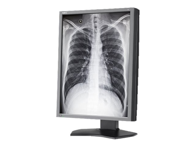 NEC 21.3 MD211G3 3MP LED-LCD Display, Black with Front Calibration Sensor, MD212G3, 17919144, Monitors - Medical
