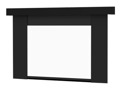 Da-Lite Dual Masking Electrol Motorized Projection Screen, Da-Mat, 69 x 123, 79936E, 17230611, Projector Screens
