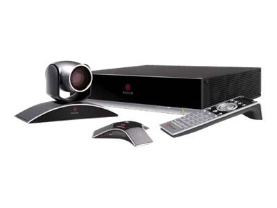 Polycom HDX 9000-1080: HD Codec w  P+C PPCIP POC 1080 License, 2200-26740-001, 11524029, Audio/Video Conference Hardware