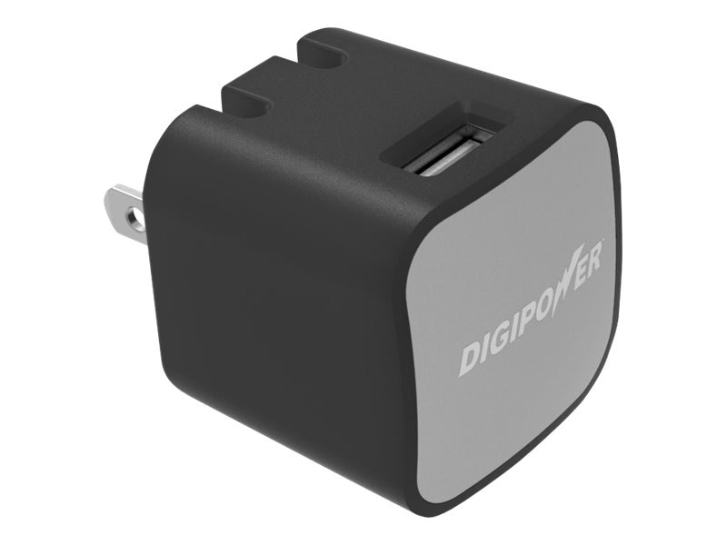 DigiPower 2.4 Amp Single USB No Cables, ISAC2