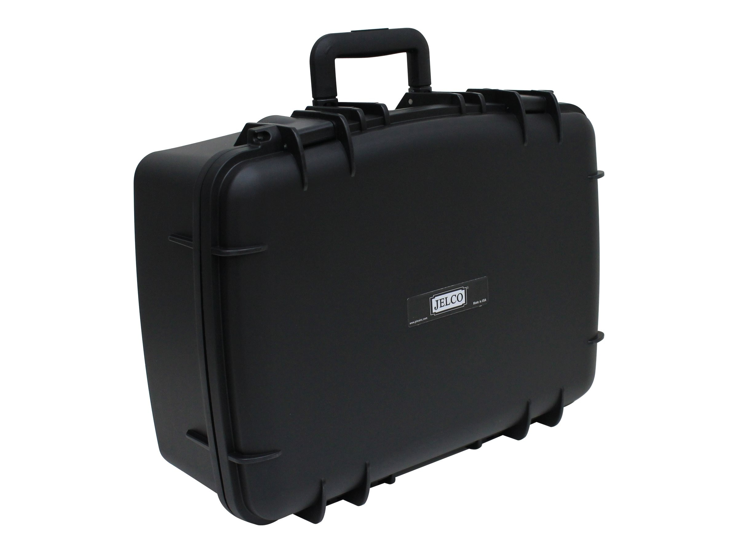 Jelco Rugged Carry Case with DIY Customizable Foam, JEL-14208MF