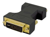 4Xem DVI-I Dual Link Male To VGA Female Adapter, 4XDVIVGAMF, 16904979, Adapters & Port Converters