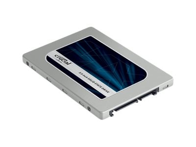 Crucial 1TB MX200 SATA 6Gb s 2.5 7mm Internal Solid State Drive, CT1000MX200SSD1, 18466319, Solid State Drives - Internal