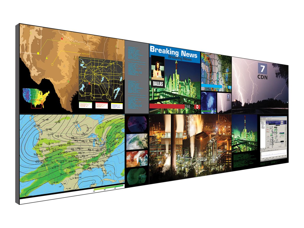 Planar 55 MX55 Clarity Matrix Display module for Video Wall with ERO