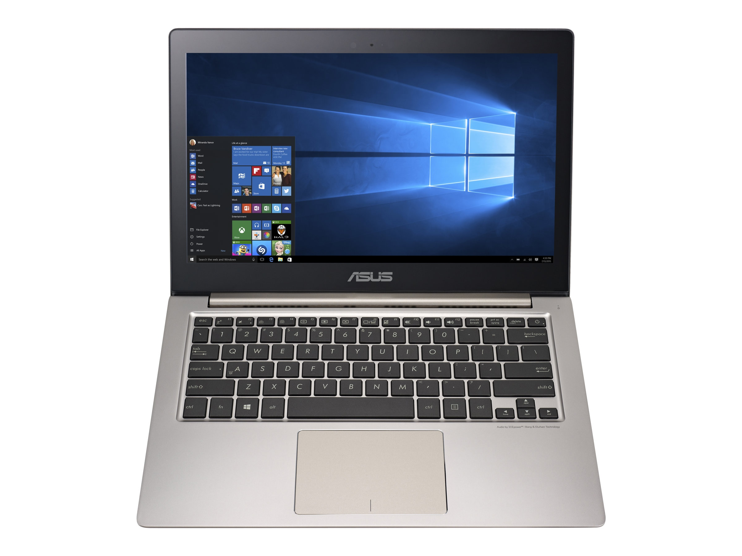 Asus UX303UA Notebook PC Core i5-6200U