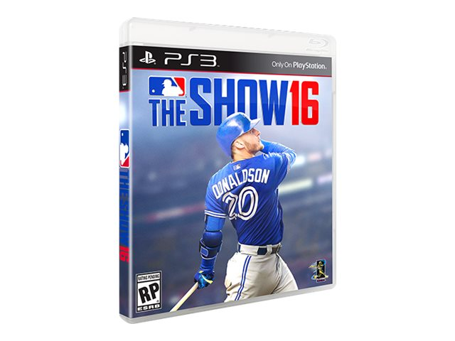 Sony MLB The Show 16, PS3, 3001089, 31474604, Video Games