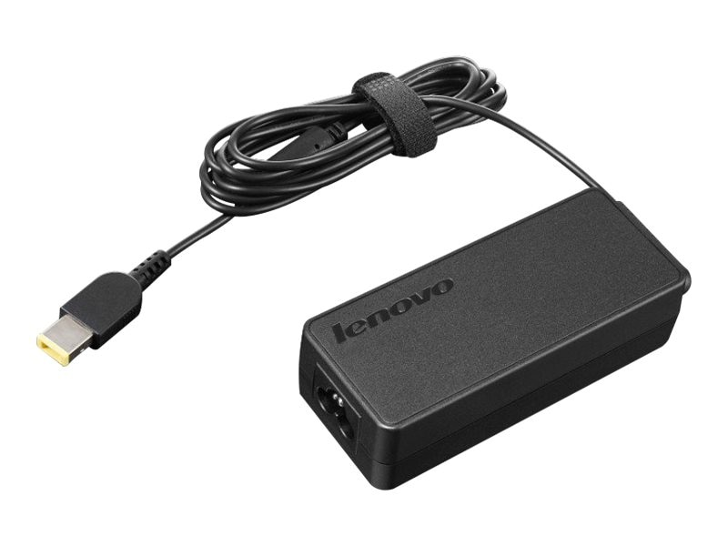 Lenovo ThinkCentre Tiny 65W AC Adapter (Slim Tip) (US Canada Mexico), 4X20E53336, 16440713, AC Power Adapters (external)