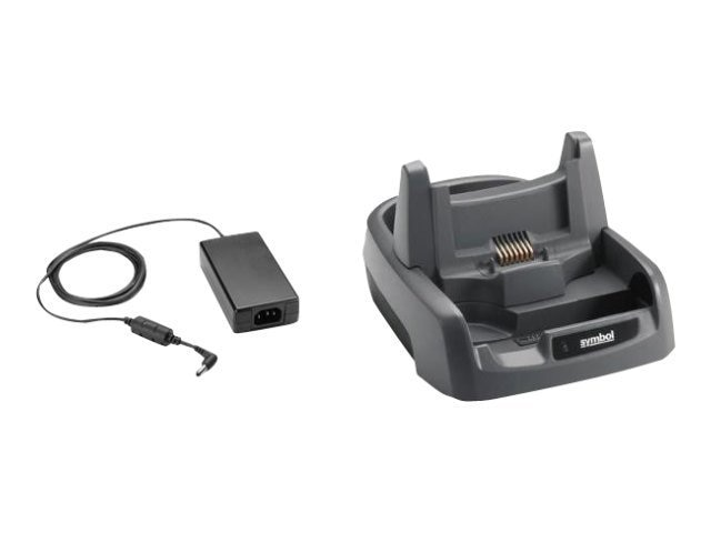 Zebra Symbol Energy Star Cradle Kit, 1-Slot for WT4000, CRD4000-110UES, 12530121, Battery Chargers
