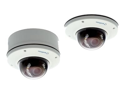 Geovision 1.3MP H.264 Super Low Lux WDR IR Vandal Proof IP Dome with 3-9mm Lens, 84-VD15000-001U