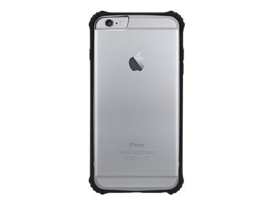 Griffin Survivor Core for iPhone 6 Plus, Black, GB40551, 17701057, Carrying Cases - Phones/PDAs