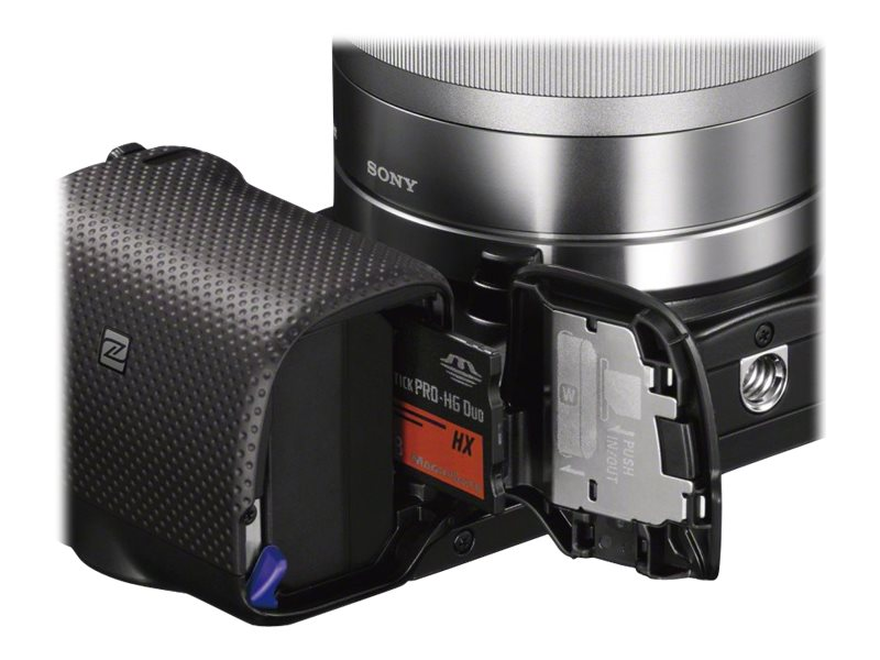 Sony Alpha NEX-5T Camera Body, NEX5T/B