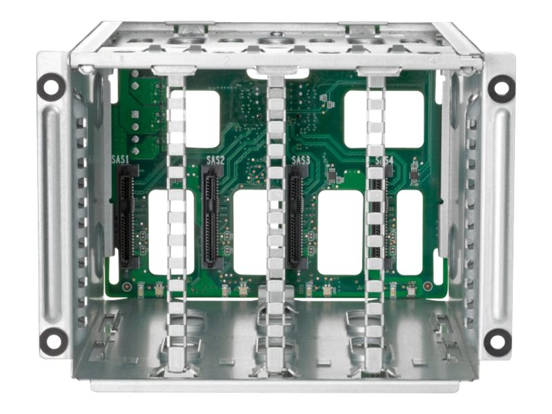 HPE 4U 8 Small Form Factor Hot Plug Hard Drive Cage Kit, 674841-B21