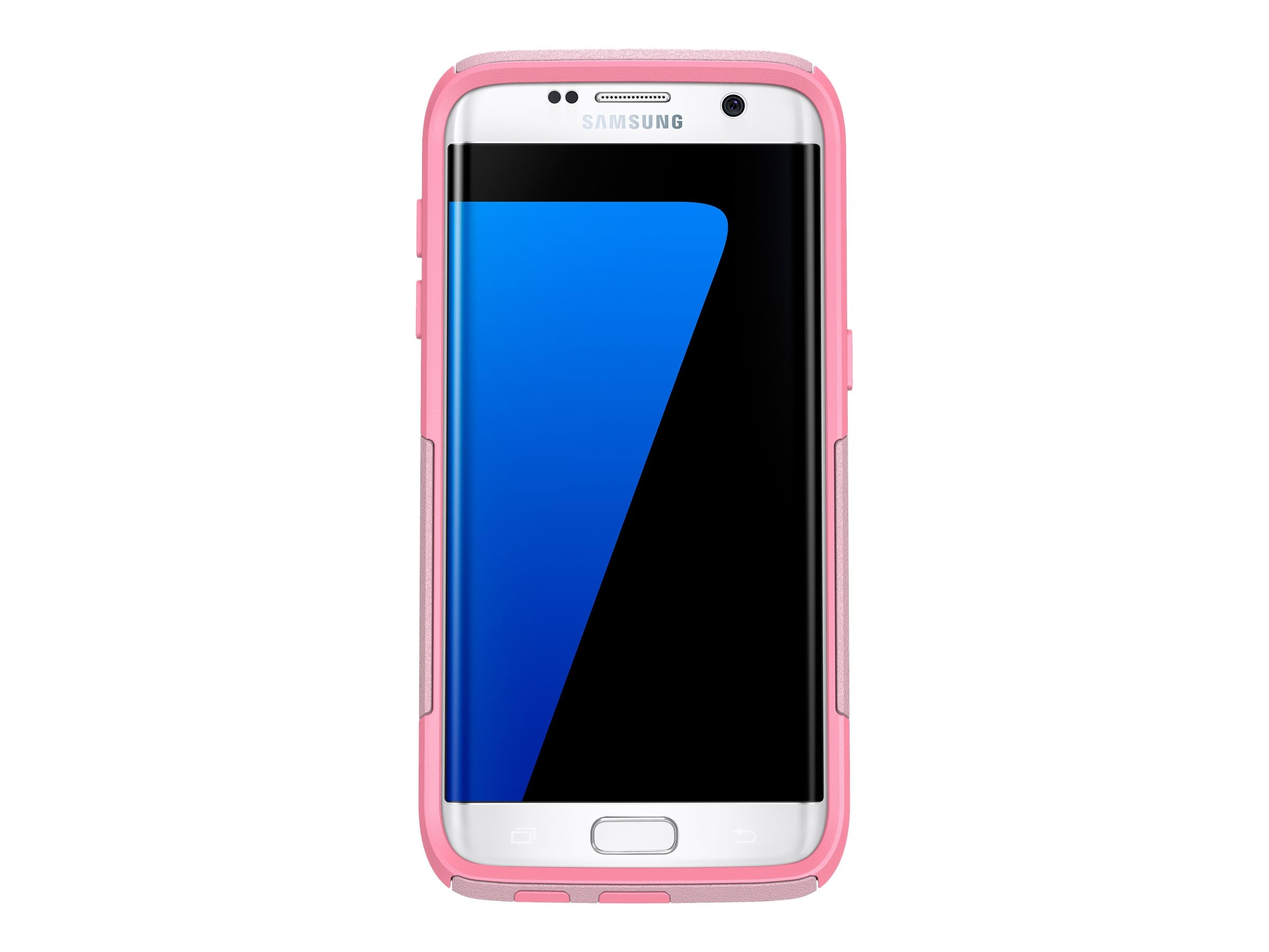 OtterBox Commuter Series Case for Samsung Galaxy S7 Edge, Bubblegum Way
