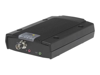 Axis Q7411 Video Encoder, 0518-004, 15241296, Video Capture Hardware