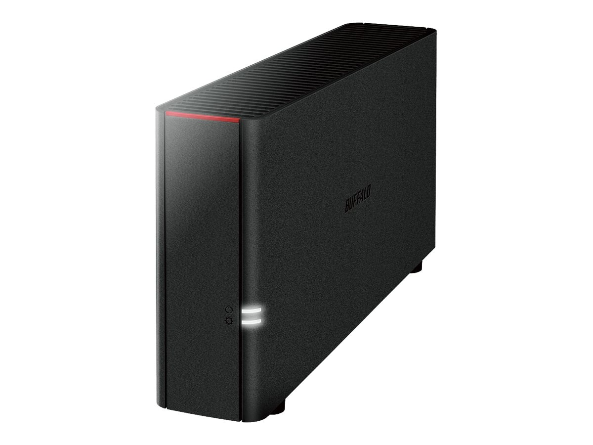BUFFALO 4TB LinkStation 210 NAS Cloud, LS210D0401, 17053441, Network Attached Storage