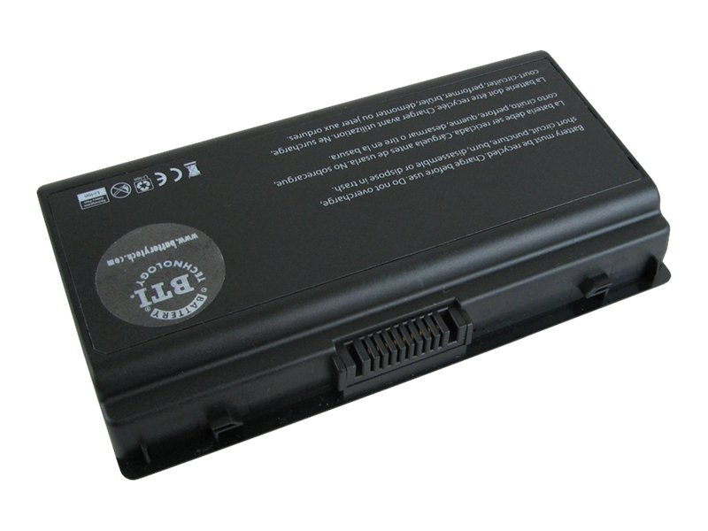 BTI Battery, Li-Ion 2200mAh 14.8V 4-cell for Toshiba Satellite L45-S2416, TS-L40/45X4, 11444272, Batteries - Notebook