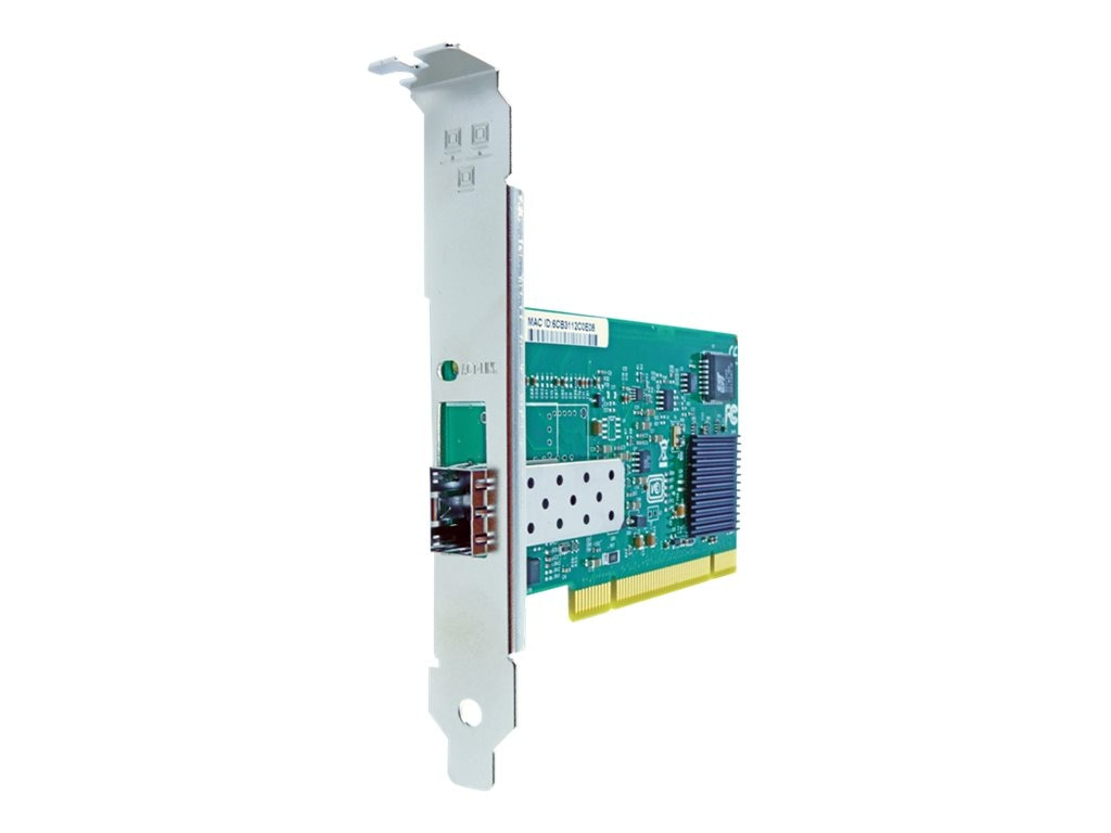 Axiom 1-Port 1Gbs SFP PCI NIC, PCI-1SFP-AX