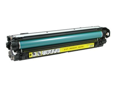 V7 CE272A Yellow Toner Cartridge for HP Color LaserJet Enterprise CP5520, V75525Y