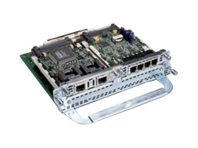 Refurb. Cisco Two-slot IP Communications Voice fax Network Module NM-HD-2VE, NM-HD-2VE-RF