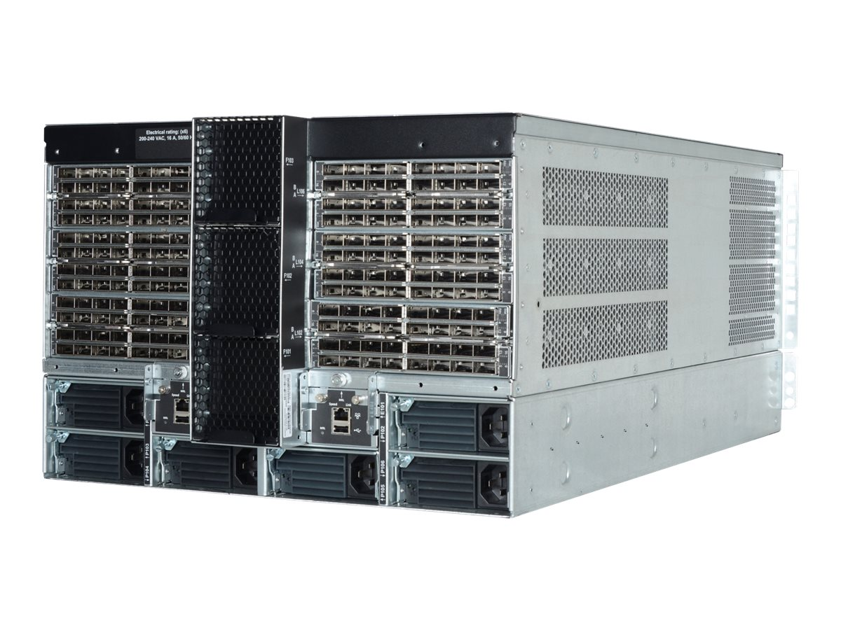 HPE INTEL OPA 192-Port Switch Chassis, 829912-B21