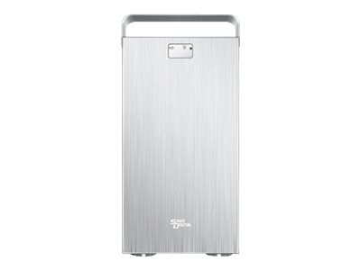Sans Digital MobileStor MS8X6+ 8-Bay 3.5 SAS 6Gb s EXP Enclosure - Silver, KT-MS8X6+, 17335229, Hard Drive Enclosures - Multiple
