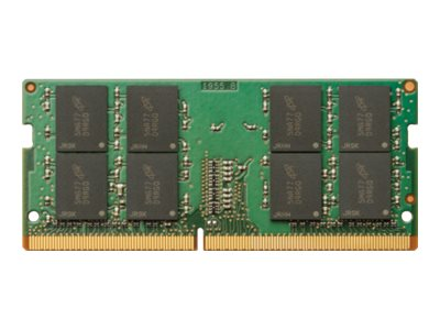 HP 16GB PC4-17000 260-pin DDR4 SDRAM SODIMM for Select Models, X2E91AA#ABA