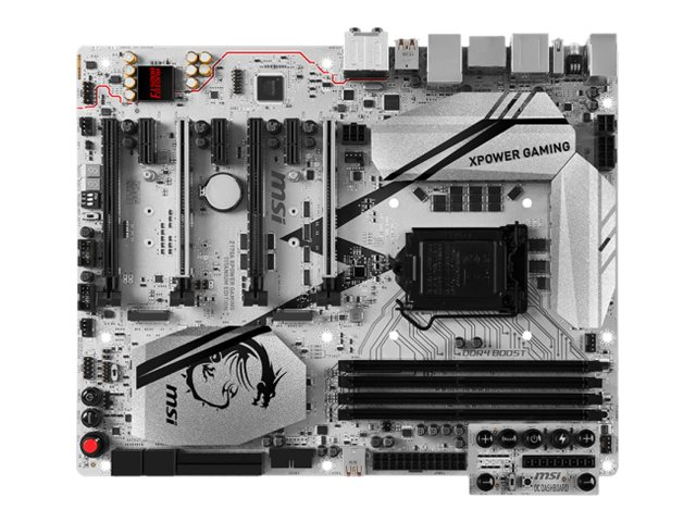 Microstar Z170A XPOWER GAMING TITAN Image 1