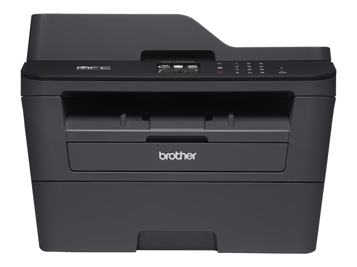 Brother MFC-L2740DW Compact Laser All-in-One