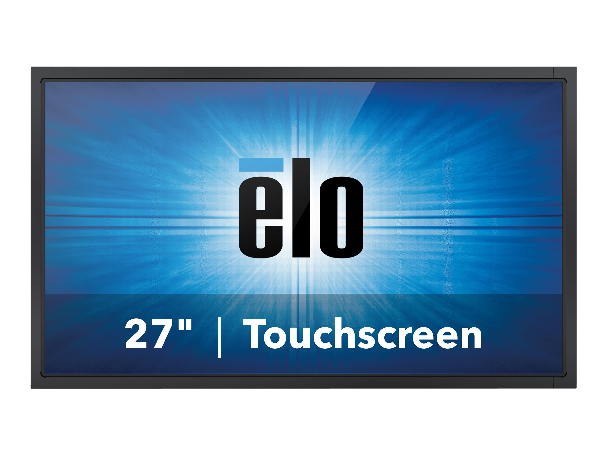 ELO Touch Solutions 27 2794L Full HD LED-LCD IntelliTouch Touchscreen Monitor, Black