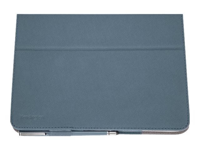Kensington Comercio Soft Folio Case & Stand for Galaxy Tab 3 10.1, Slate Gray, K97097WW, 16251795, Carrying Cases - Tablets & eReaders