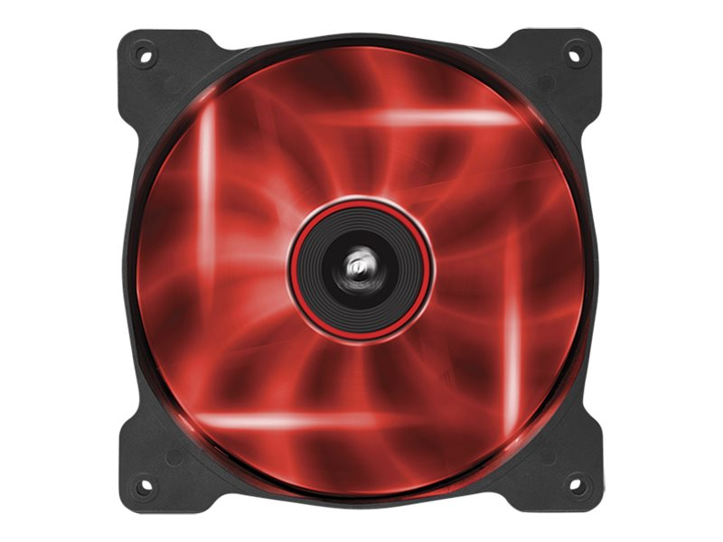 Corsair Air Series SP140 LED High Static Pressure 140mm Fan, Red, CO-9050024-WW